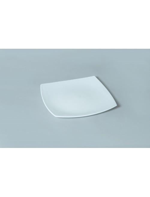 Тарелка квадрат